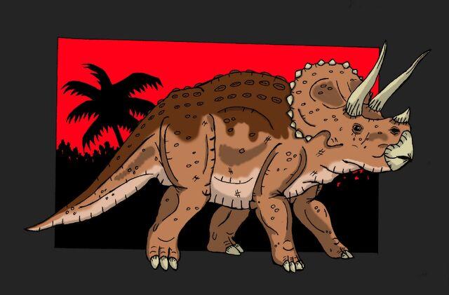 File:Triceratops fanart.jpg
