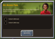 All access pass2