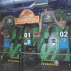TLW arcade game
