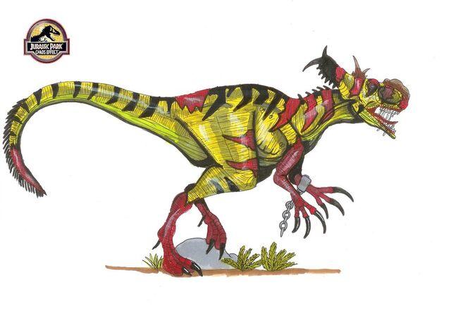 File:Jurassic Park Pachyvenator by hellraptor.jpg