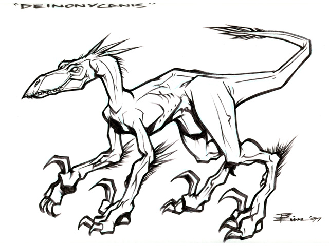 File:Deinonycanis sketch.jpg