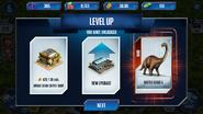 JWTG Level 5 unlocks