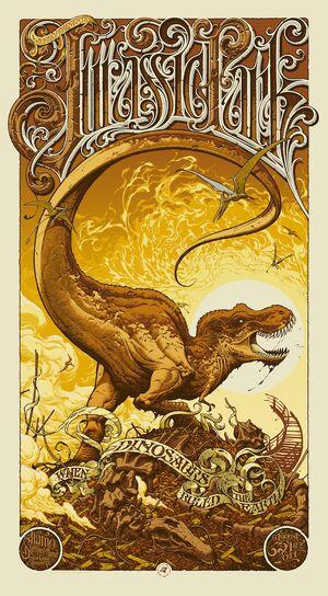 Jurassic park regular rvsd 3