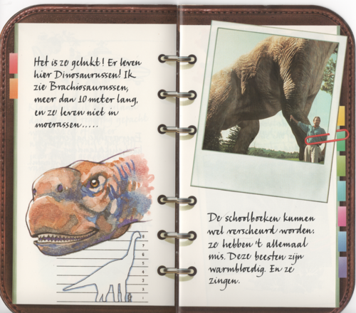 Fossil Booklet 3