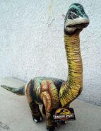 Jurassic park brachiosaurus plush