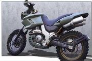 JP Hunter's Motorcycle
