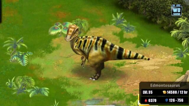 File:Jurassic Park Builder - Edomontosaurus.jpg