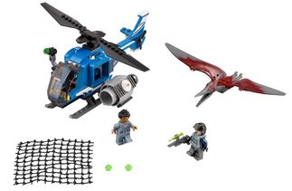 LEGO Ptero set