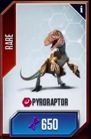 Pyroraptor