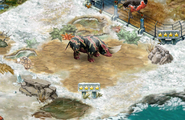 Level 40 Arsinoitherium
