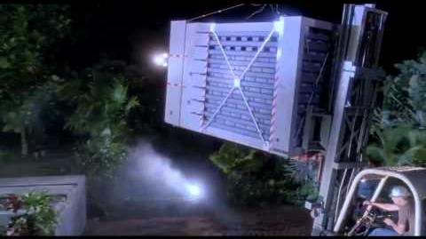 """Jurassic Park - 1993 - Opening Scene """"Shoot her!"""" HD-3"""