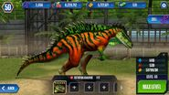 Ostafrikasaurus lvl 40 maxed by crookedsanity-d91zwip