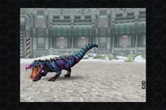 Jurassic park builder level 40 kaprosuchus by marioandsonicfan19-d8sv4pc