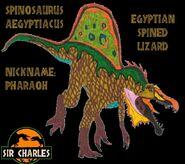Sir Charles' Spinosaurus