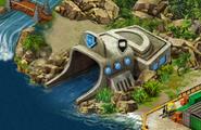 Underwater Gateway open