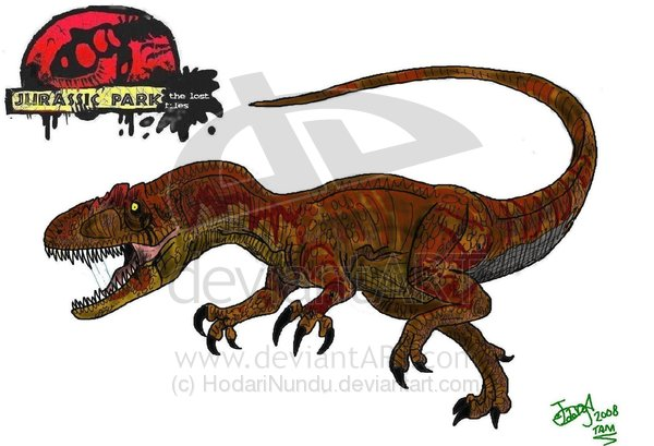 File:The Lost Files Allosaurus by HodariNundu.jpg