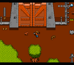 Jurassic Park NES game screenshot