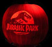 JP Halloween pumpkin