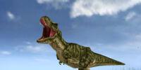 Tyrannosaurus rex/Operation Genesis