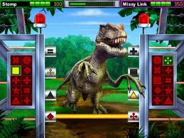File:Jurassic Park Danger Zone Power up the Fence before the Raptor eats you Game.jpg
