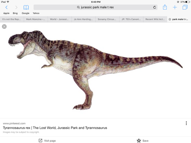 File:Tyrannosaur Boy.png