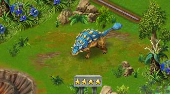 Image - Level 40 Ankylosaurus.png | Jurassic Park Builder ...