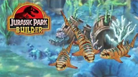 Jurassic Park Builder - Hybodus Aquatic World