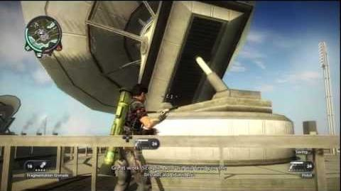 Just Cause 2 - Faction Mission - Pirate Broadcast