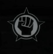 Black Hand Primary Logo