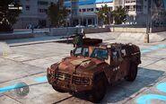 Military Urga Szturm 63A