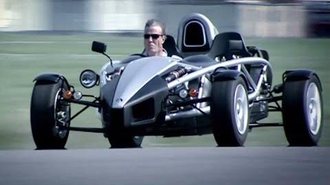 Ariel Atom Insane Speed Machine (HQ) - Top Gear - Series 5 - BBC