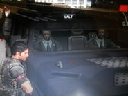 One Deadly Sin Panau Secret Servicemen in Black MV Quartermaster