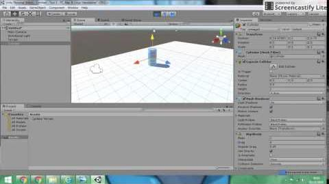 Physics are working in Just Cause Unity