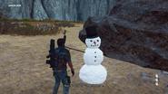 JC3 Mr. Snowman