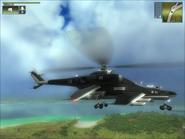 Black Hand Walker AH-16 Hammerbolt Side