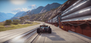 Mugello Farina Duo F1 and trains