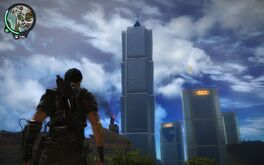 Demam Tinggi Tower