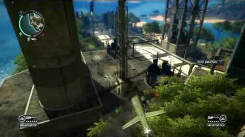 Just Cause 2- settlement completion- Pulau Berapi Part II
