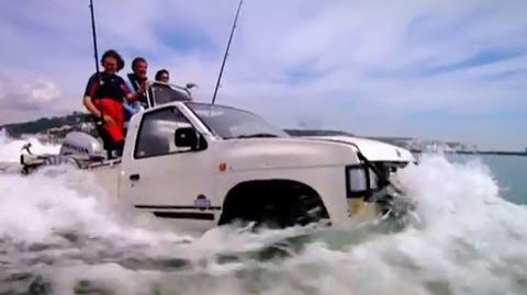 Top Gear - Series 10 (amphibious cars)