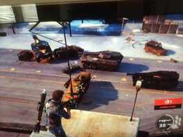 just cause 3 how to get the urga mstitel