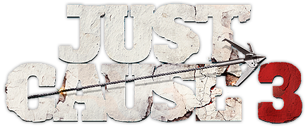 Just Cause 3 Logo Alternate
