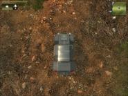 San Esperito Military Harland DTWV-2 Rocket Battery Top