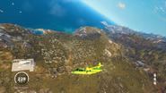 JC3 volcano island ruins 6