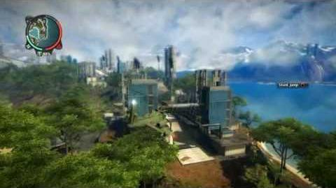 Just Cause 2- settlement completion- Pulau Berapi Part I