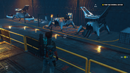 Taking Control (stored drones)