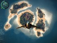 Pulau Naga (aerial)