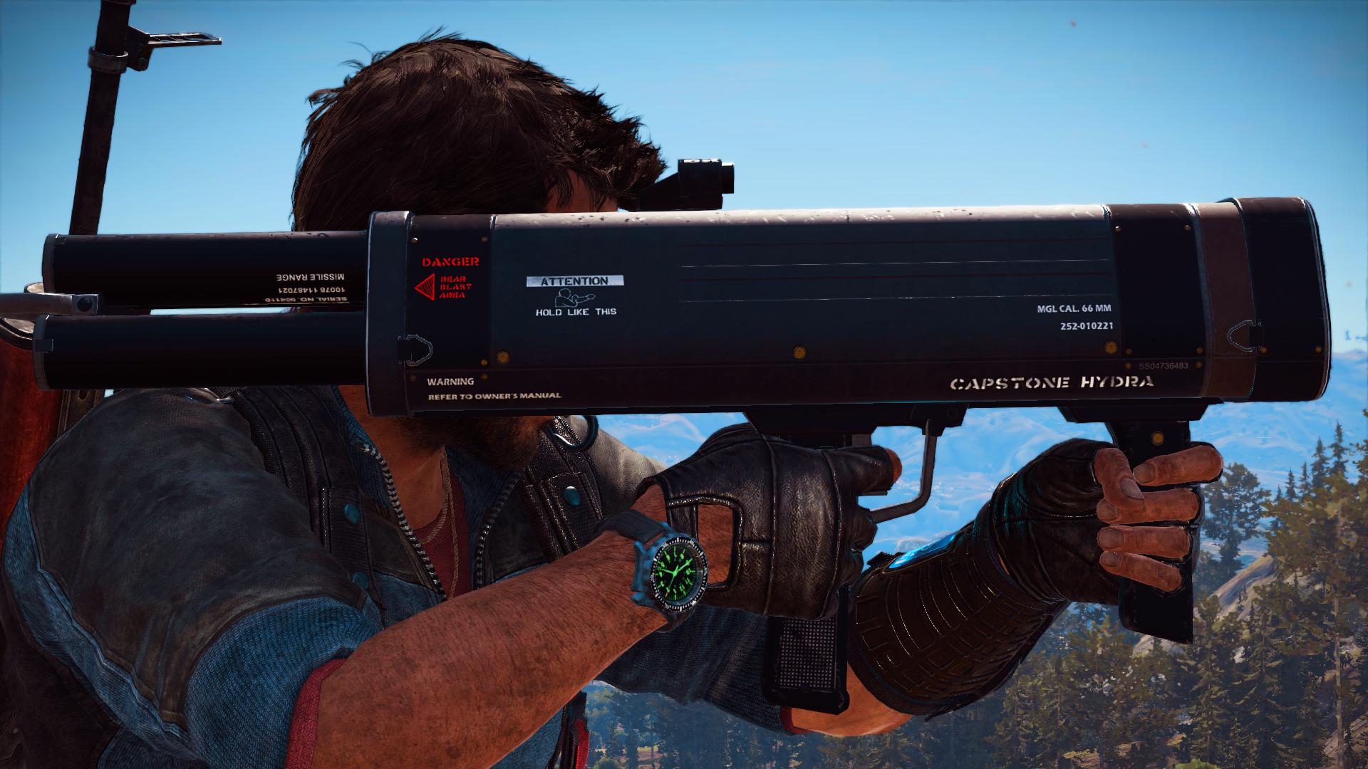 how to get weapons in just cause 3