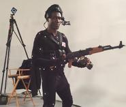 JC3 development - full-body motion-capture