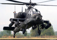 (Real) Apache, model -AH-64A-, year 1984.