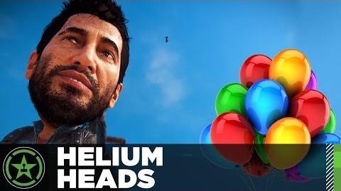Just Cause 3 - Helium Heads